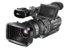 Download Free HDR-FX1 Video Camera Vector For Free.